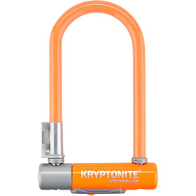 Kryptonite KryptoLok 2 Mini-7 Beugelslot, orange